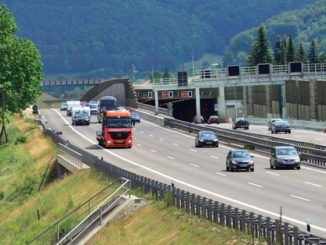 Schikanen auf Autobahnen, zustelldienst graz, zustelldienst, graz